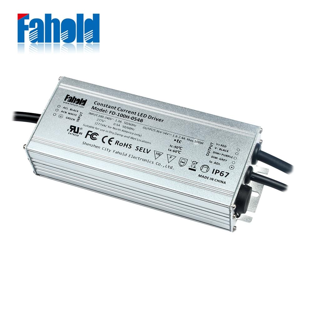 UL防水电源100W