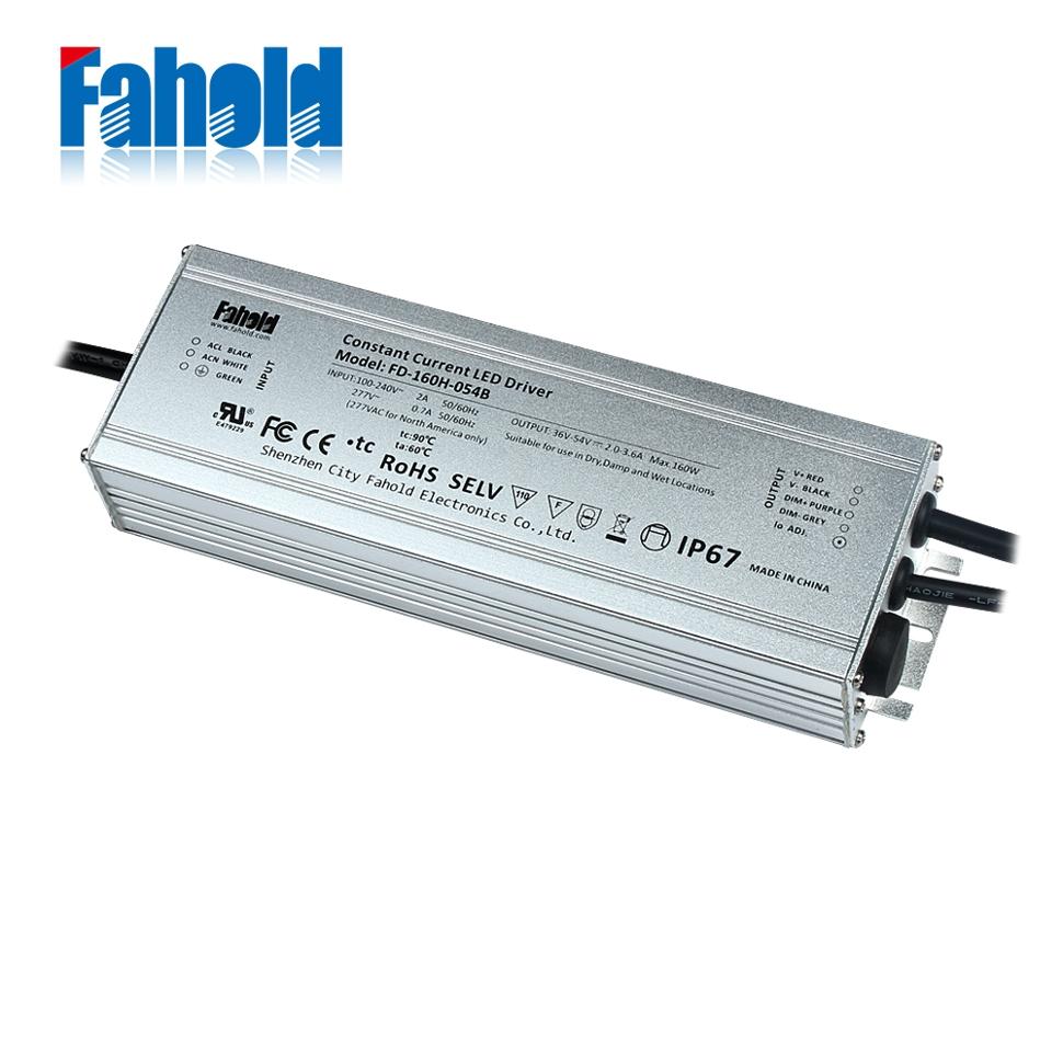 UL防水电源 160W