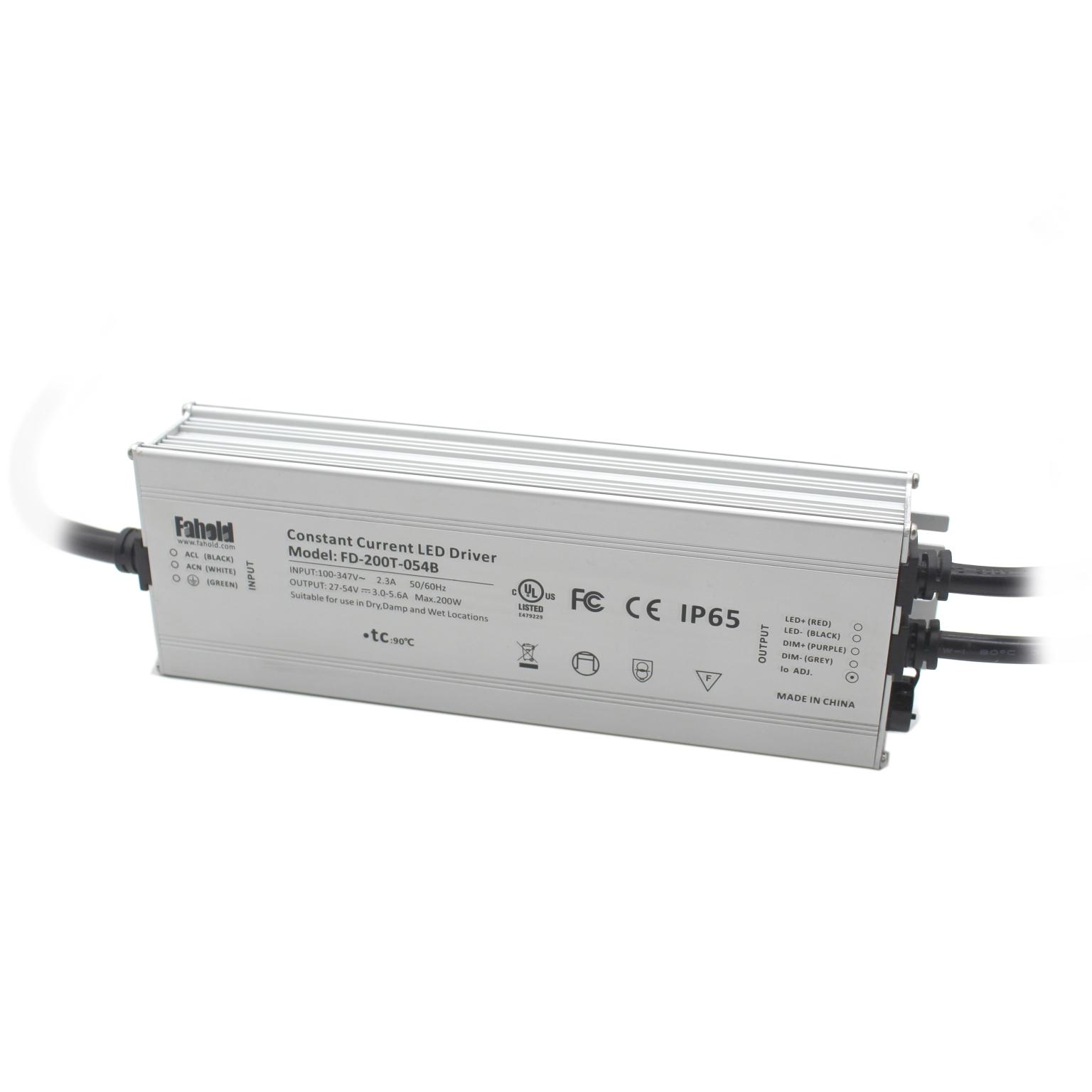FD-200T-054B 200W
