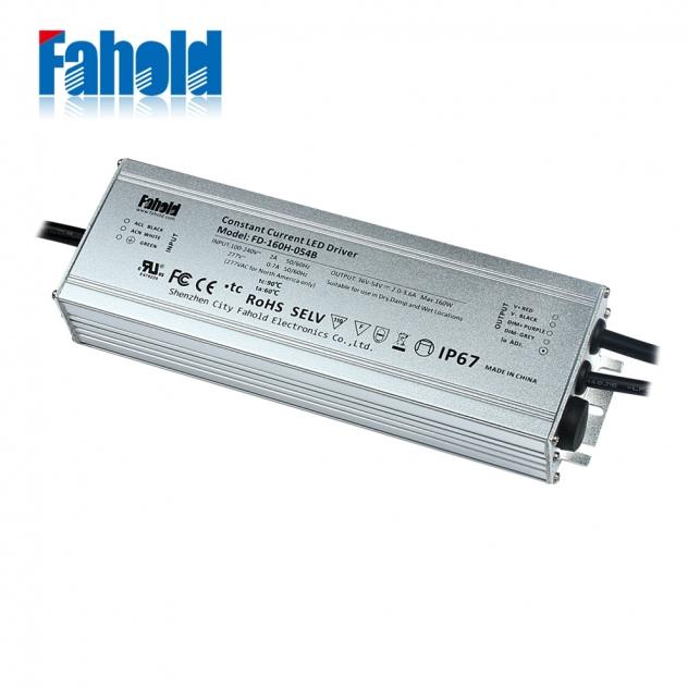 UL防水电源160W恒压